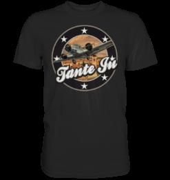 """Ju 52 – """"Tante Ju"""" - Premium Shirt"""