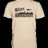 Alter Dessauer – Premium Shirt in der Farbe Sand